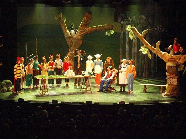 Dyrene i Hakkebakkeskogen (2010)